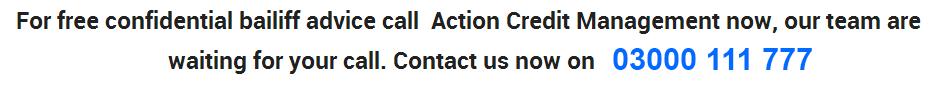 stop bailiff action bailiff advice